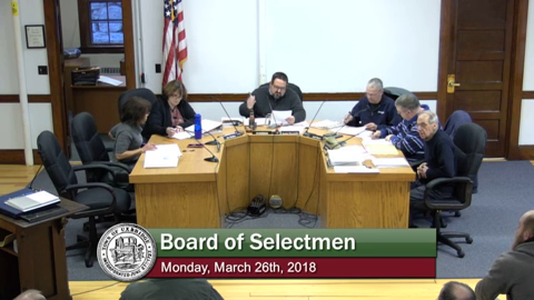 Zoning Board of Appeals - (06/05/2019)