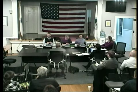 Mendon Board of Selectmen 6-18-18