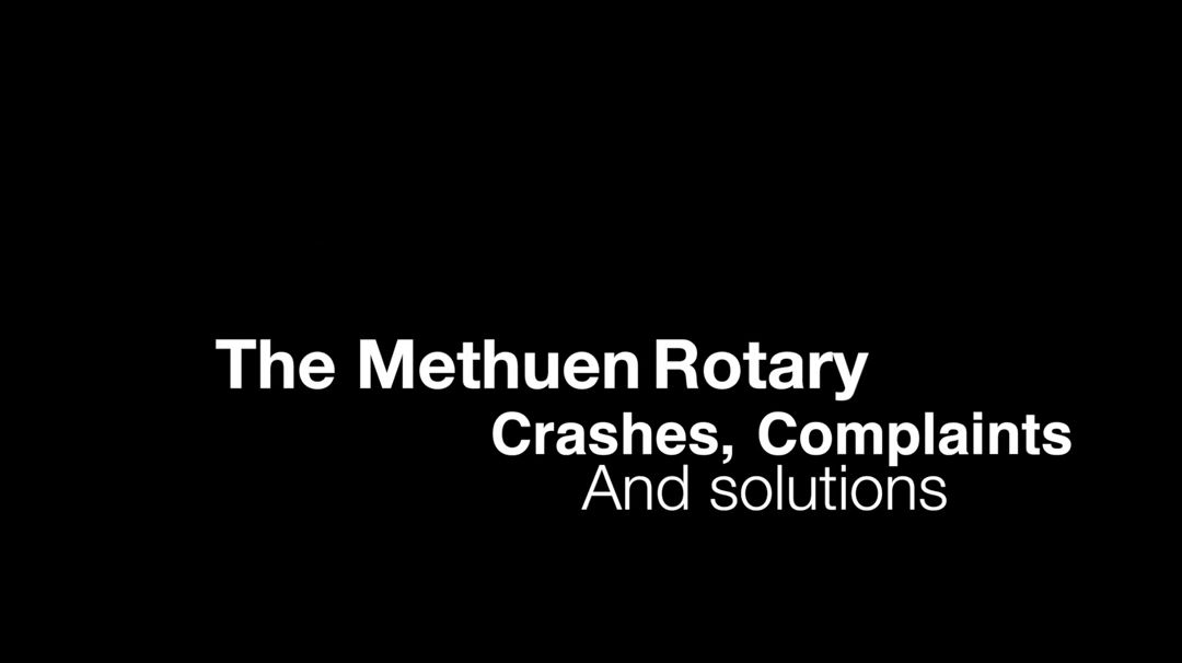 The Methuen Rotary - Crashes Complaints and Solutions