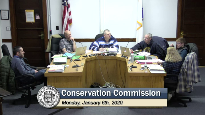Conservation Commission - (01/06/2020)