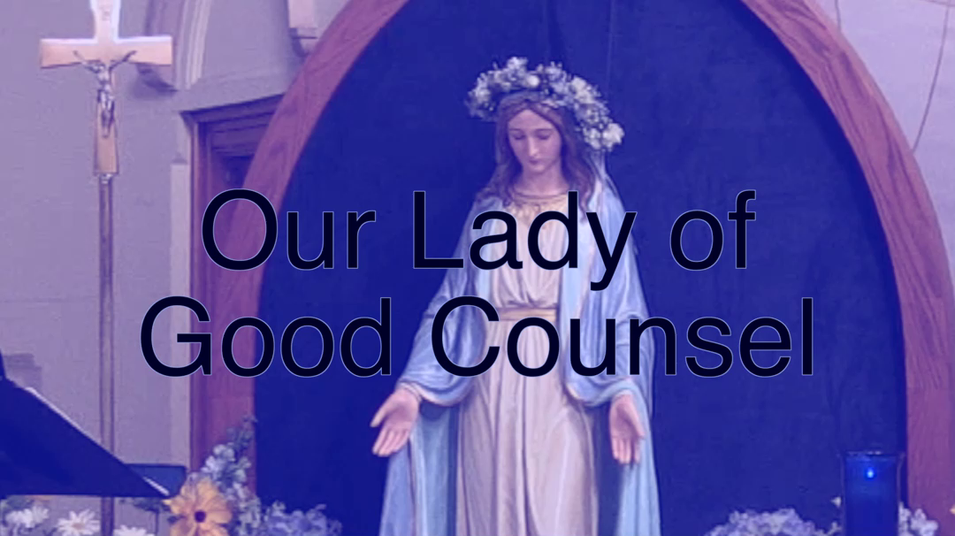 Our Lady of Good Council - Music Series of Hope Mothers Day